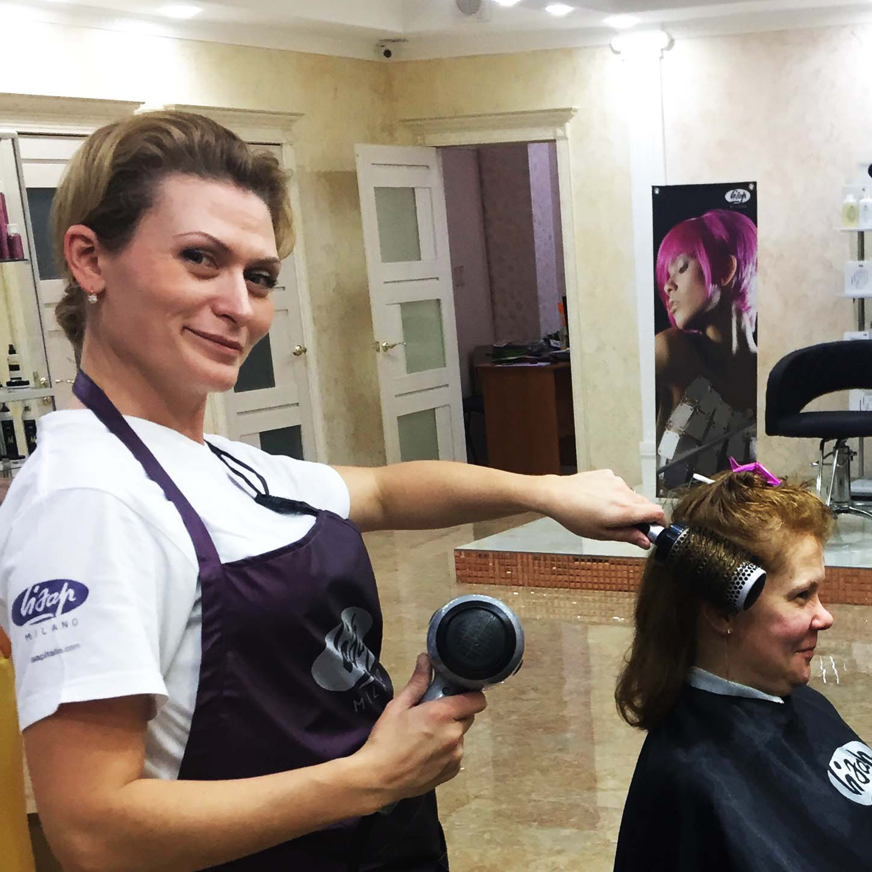 Вера мастер парикмахер