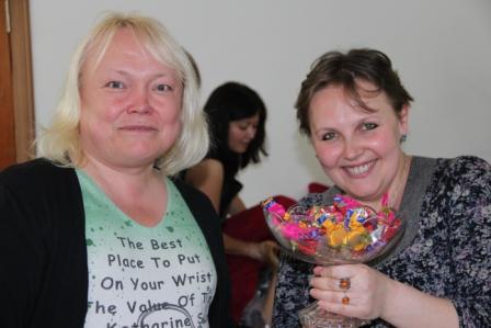 Коллектив LISAP в Алмате