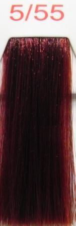 Easy red 5/55 светло каштановый рыже интенсивный