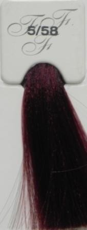 NOW 5/58 светлый шатен красно-фиолетовый