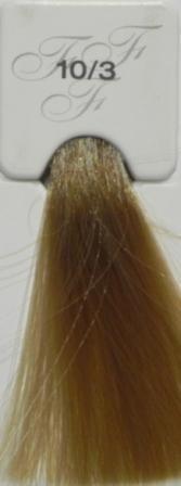 NOW 10/3 оченьсветлый блондин золотистый
