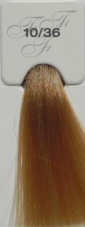 NOW 10/36 оченьсветлый блондин медно-золотой