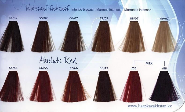 ABS    55/07 интенсивный коричневый