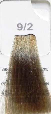 LK ASH 9/2 Очень светлый блондин пепельный