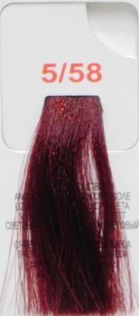 LK cop red 5/58 светлый шатен красно фиолетовый