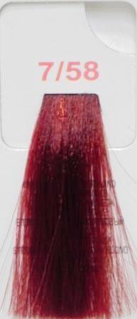 LK cop red 7/58 блондин красно фиолетовый