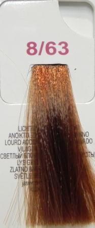 LK cop red 8/63 светлый блондин медно золотистый
