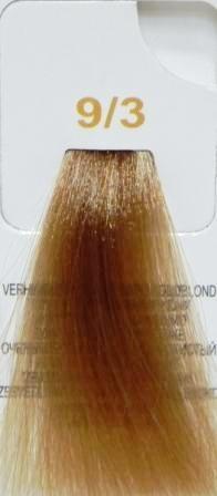LK gold 9/3 очень светлый блондин золотистый