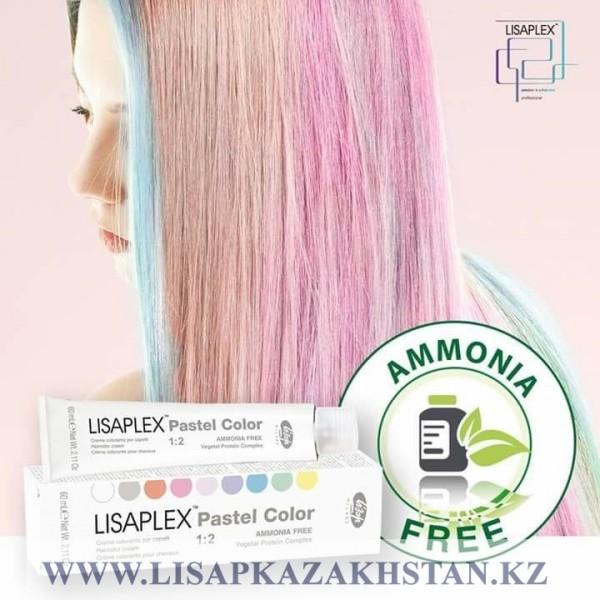 Краска для волос LISAPLEX Pastel Color